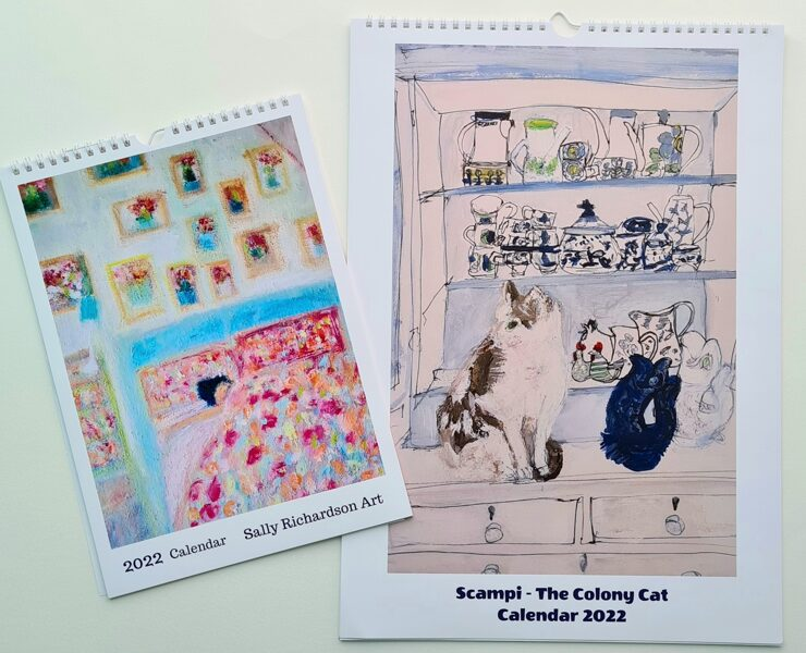 Both Calendars Special Offer UK P&P included